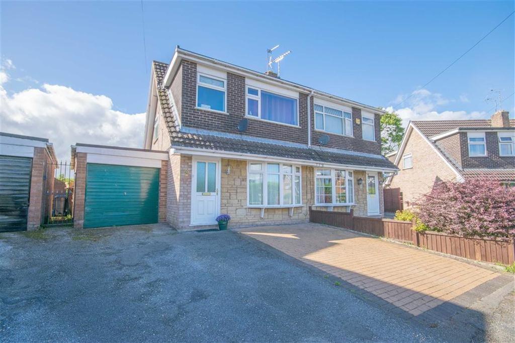 3 Bedrooms Semi Detached House for sale in Circular Drive, Ewloe, Deeside, Flintshire