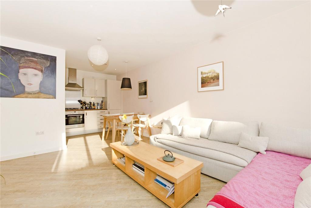 1 Bedroom Flat for sale in Glengall Road, Queens Park, London
