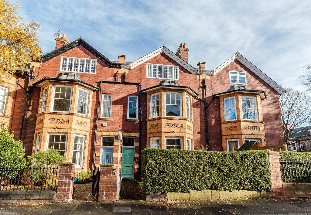 5 Bedrooms Terraced House for sale in Woodbine Avenue, Gosforth, Newcastle Upon Tyne, Tyne And Wear