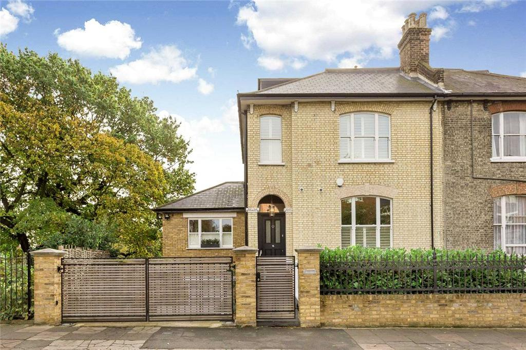 6 Bedrooms Semi Detached House for sale in East Churchfield Road, London, W3