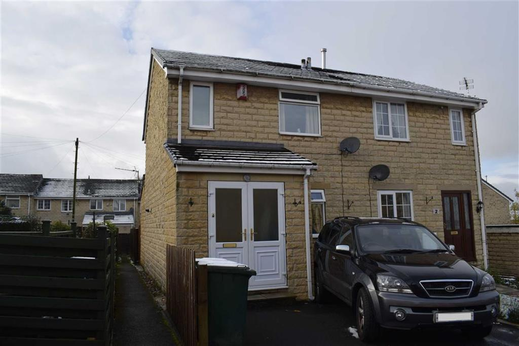 3 Bedrooms Semi Detached House for sale in Pond Lane, Lepton, Huddersfield, HD8