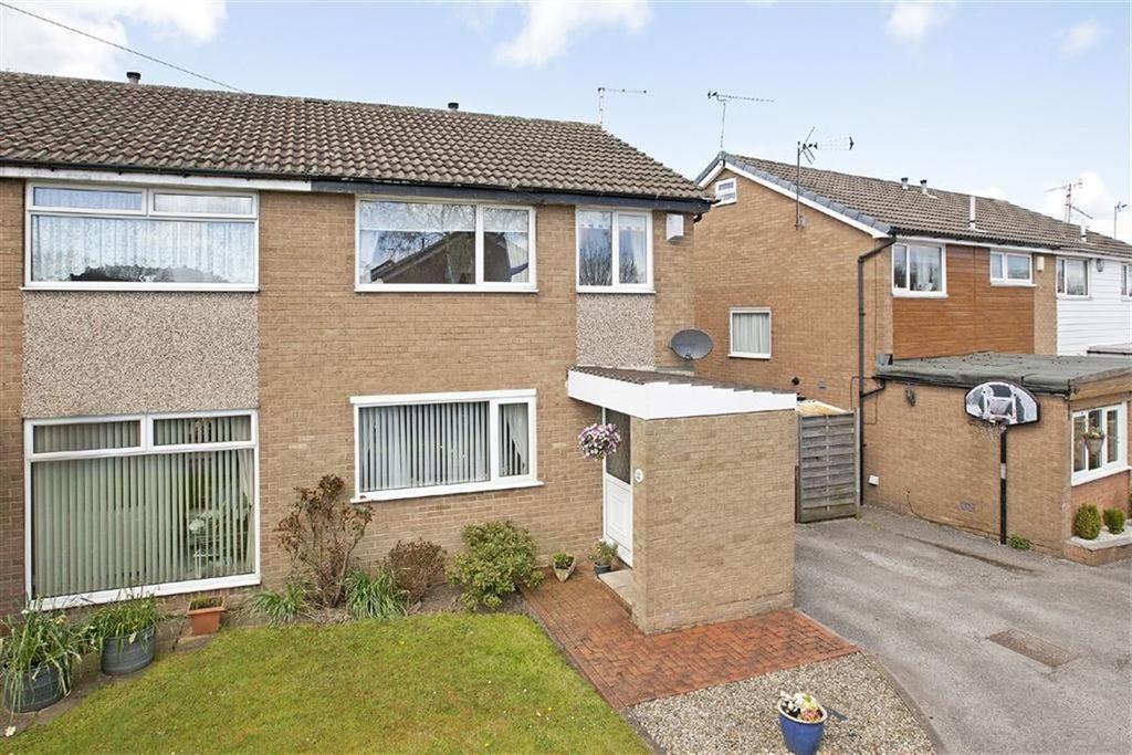 3 Bedrooms Semi Detached House for sale in Keats Walk, Harrogate, North Yorkshire