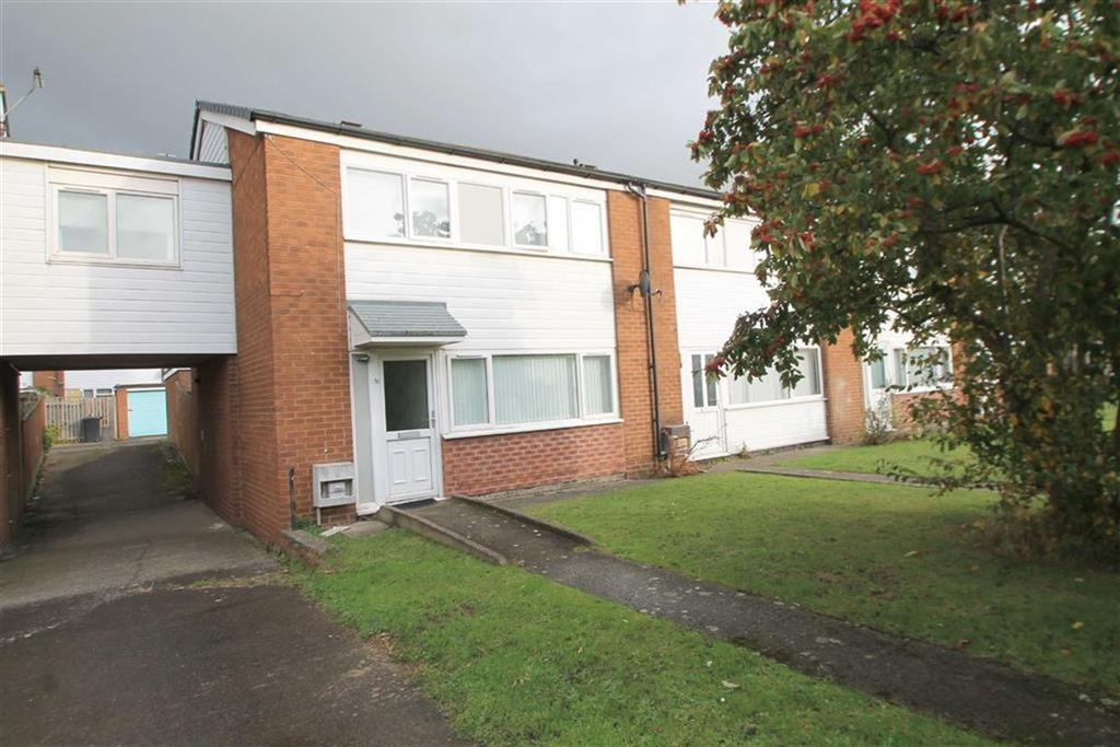 4 Bedrooms Terraced House for sale in St Margaret Way, Acton, Wrexham