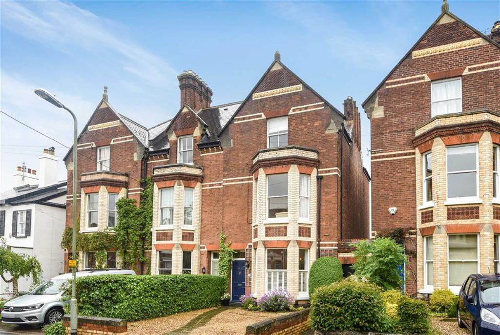 5 Bedrooms Detached House for sale in St Leonards Road, Exeter, Devon, EX2
