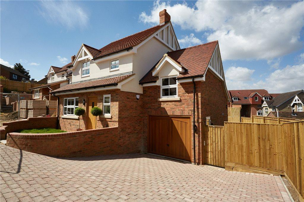 5 Bedrooms Detached House for sale in Buckingham House, The Siding, Buckingham, Buckinghamshire