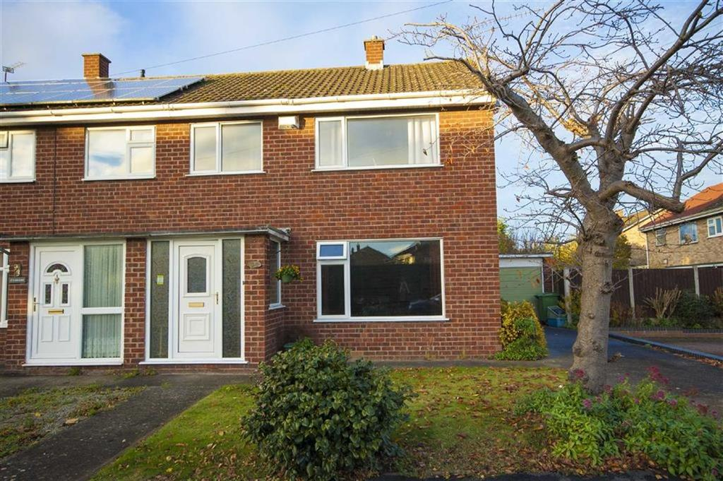 3 Bedrooms Semi Detached House for sale in Conway Drive, Shrewsbury, Shropshire