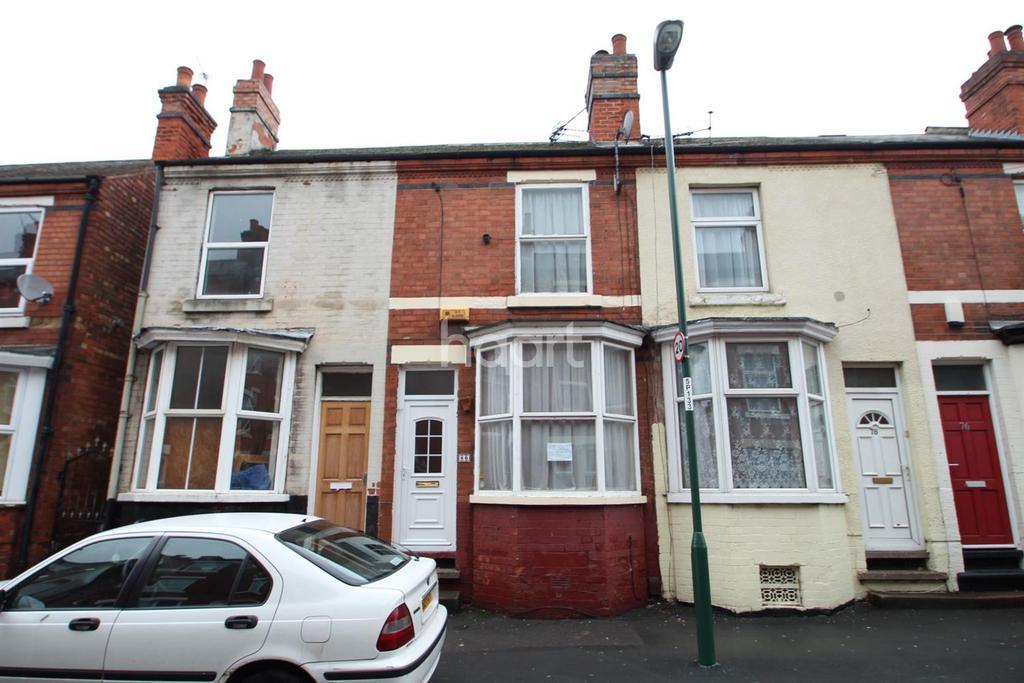 2 Bedrooms Terraced House for sale in Port Arthur Road, Sneinton