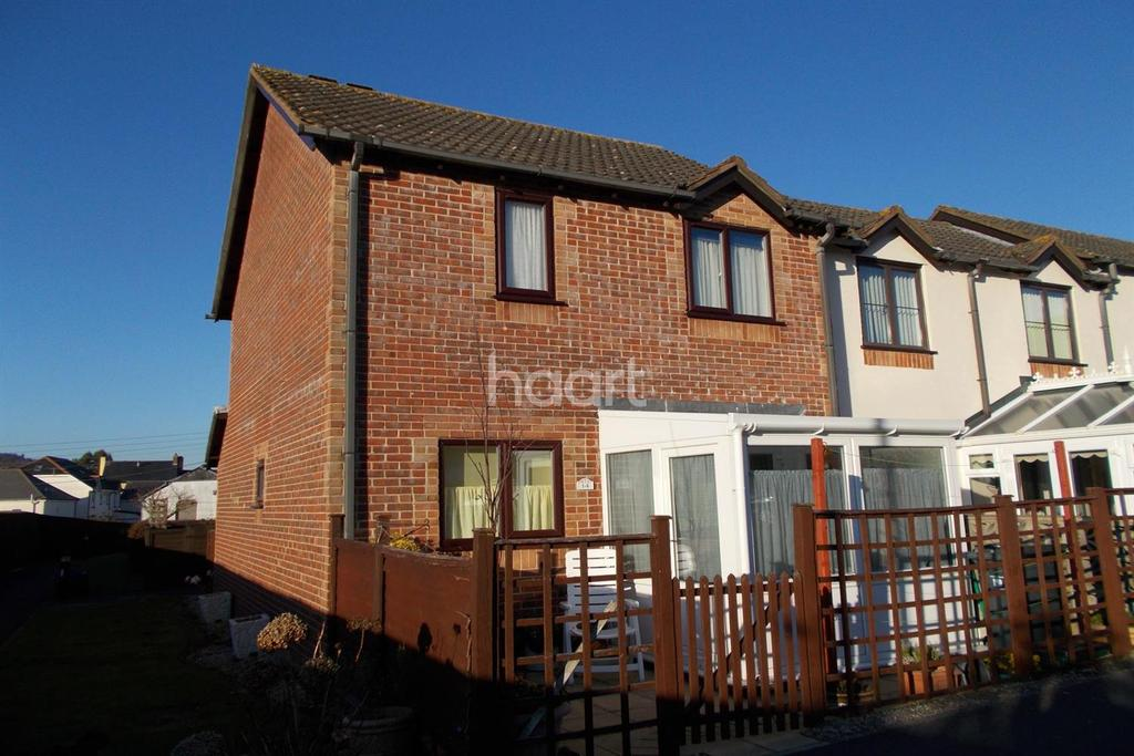 2 Bedrooms End Of Terrace House for sale in Honiton