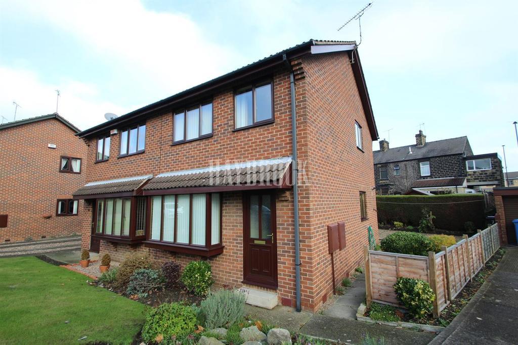 3 Bedrooms Semi Detached House for sale in Linden Court, Ecclesfield