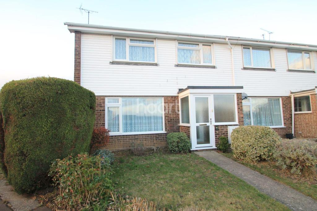 3 Bedrooms End Of Terrace House for sale in Pinkham Drive , Witham