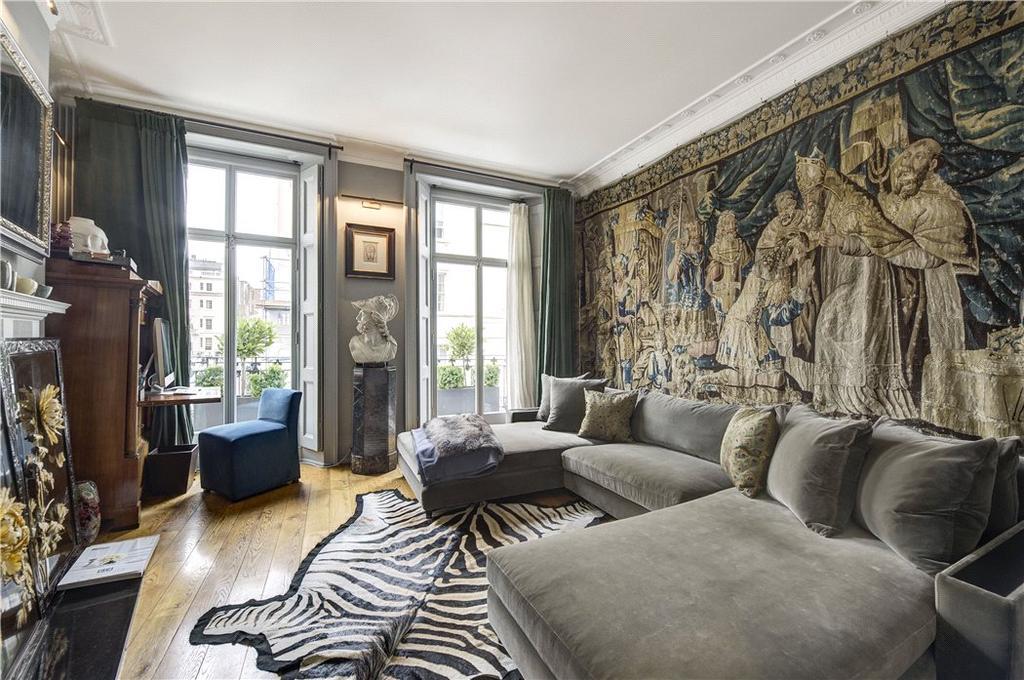3 Bedrooms Semi Detached House for sale in Eaton Terrace, Belgravia, London, SW1W