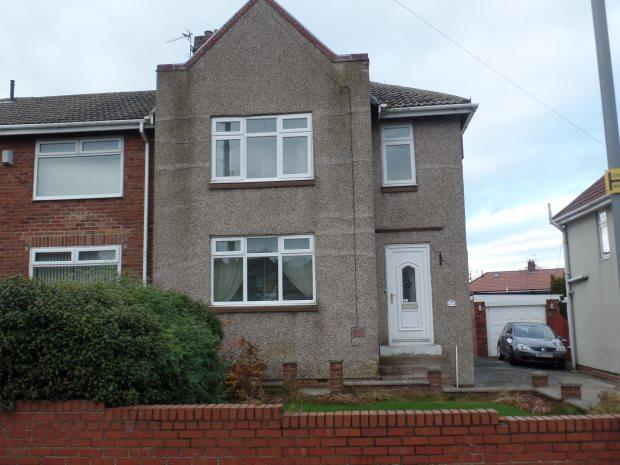 3 Bedrooms Semi Detached House for sale in BEVAN SQUARE, SOUTH HETTON, PETERLEE AREA VILLAGES