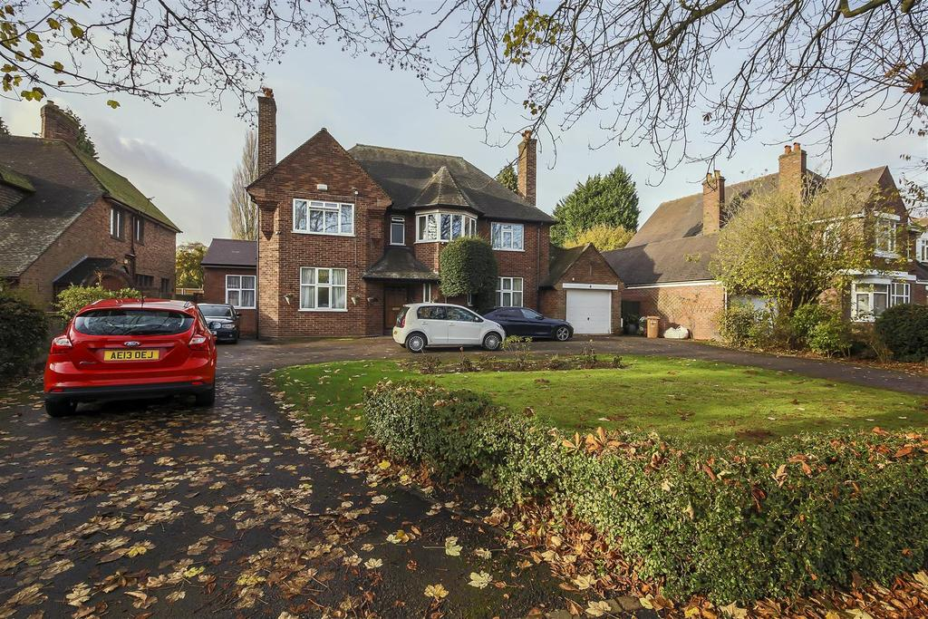 4 Bedrooms Detached House for sale in Gorway Road, Walsall