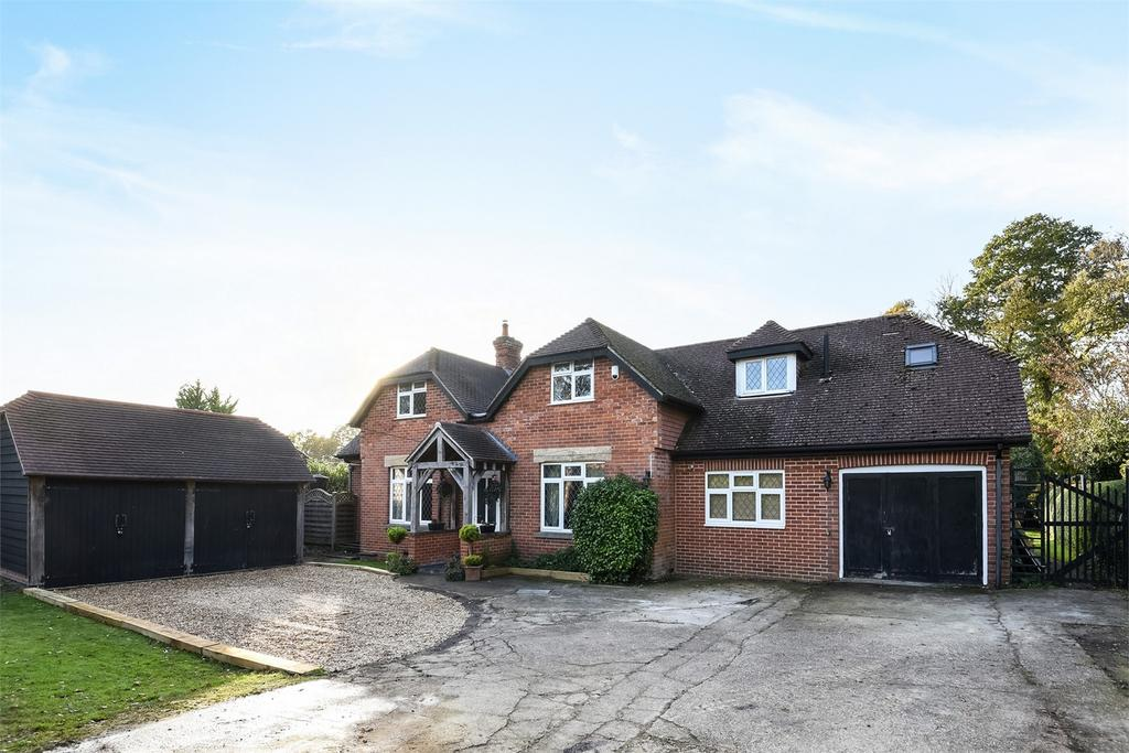 5 Bedrooms Detached House for sale in Durley, Southampton, Hampshire