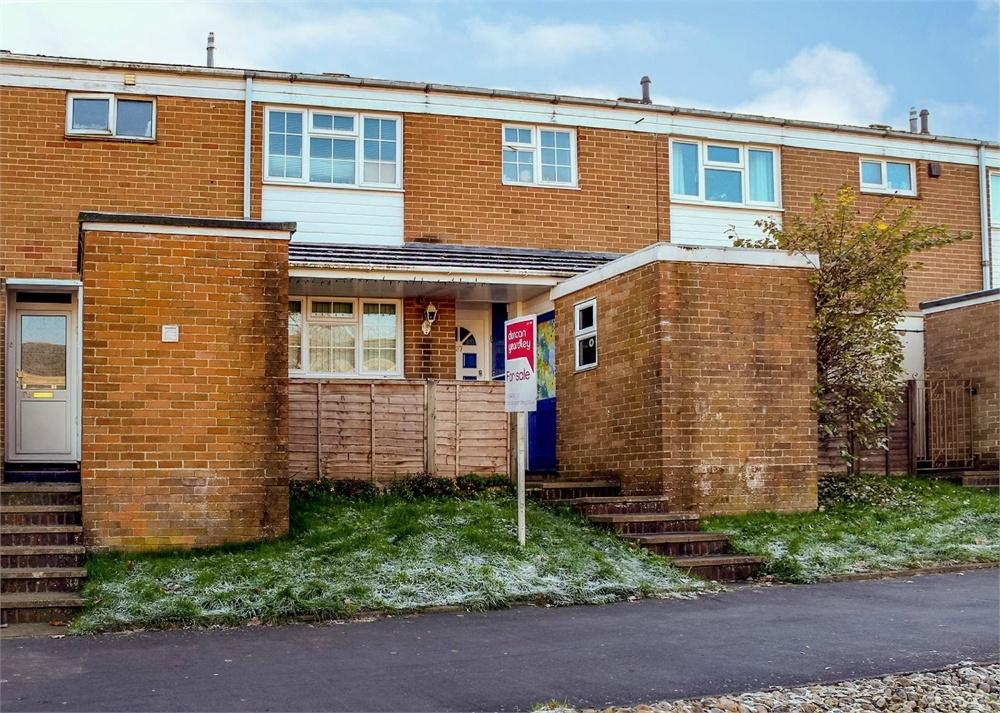 3 Bedrooms Terraced House for sale in Wildridings Square, Bracknell, Berkshire
