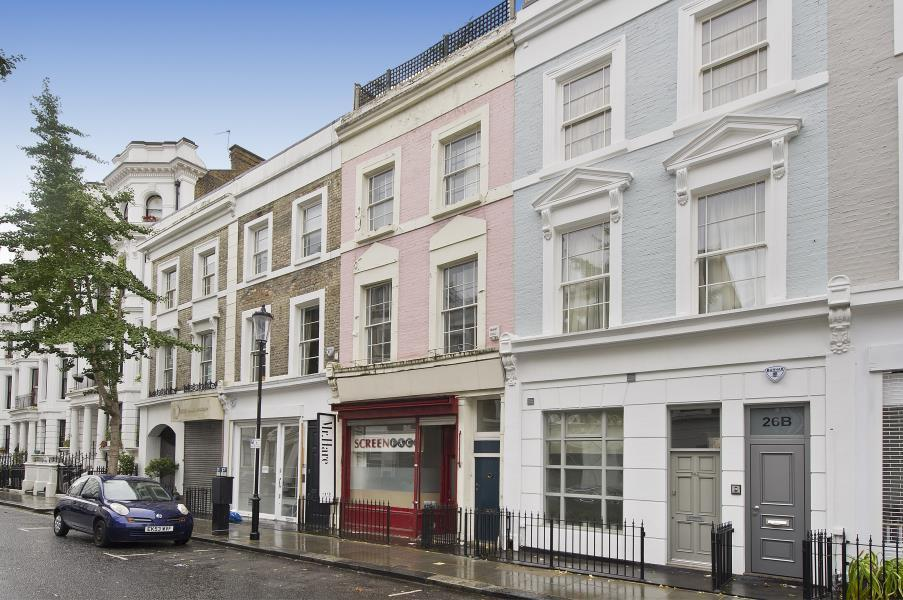 2 Bedrooms House for sale in Powis Terrace, Notting Hill W11