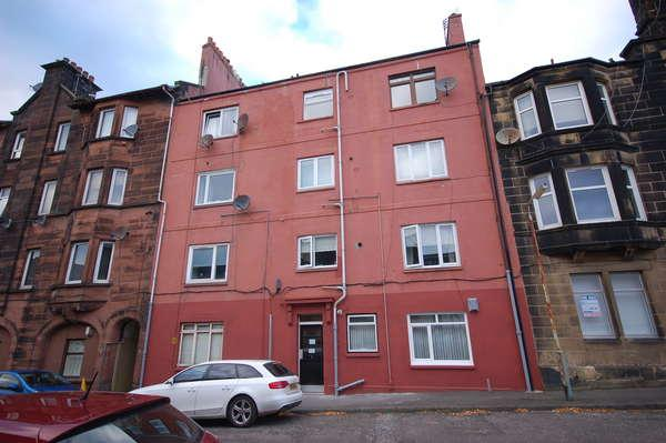 1 Bedroom Flat for sale in 3/1, 4 Overton Crescent, Johnstone, PA5 8JB