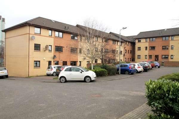 2 Bedrooms Flat for sale in 143D Sunnyside Road, Coatbridge, Glasgow, ML5 3HX
