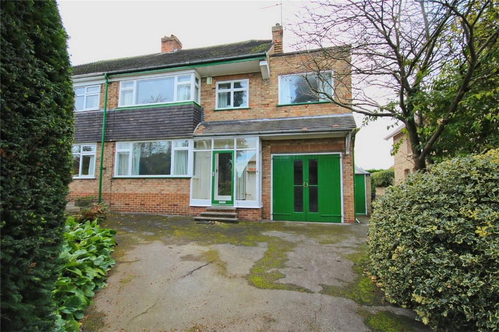 4 Bedrooms Semi Detached House for sale in Croft Drive, Anlaby, Hull, East Riding of Yorkshire