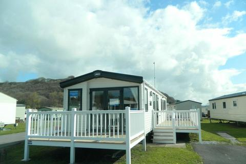 2 bedroom mobile home for sale - Pendine Sands Holiday Park, Pendine. SA33 4NZ