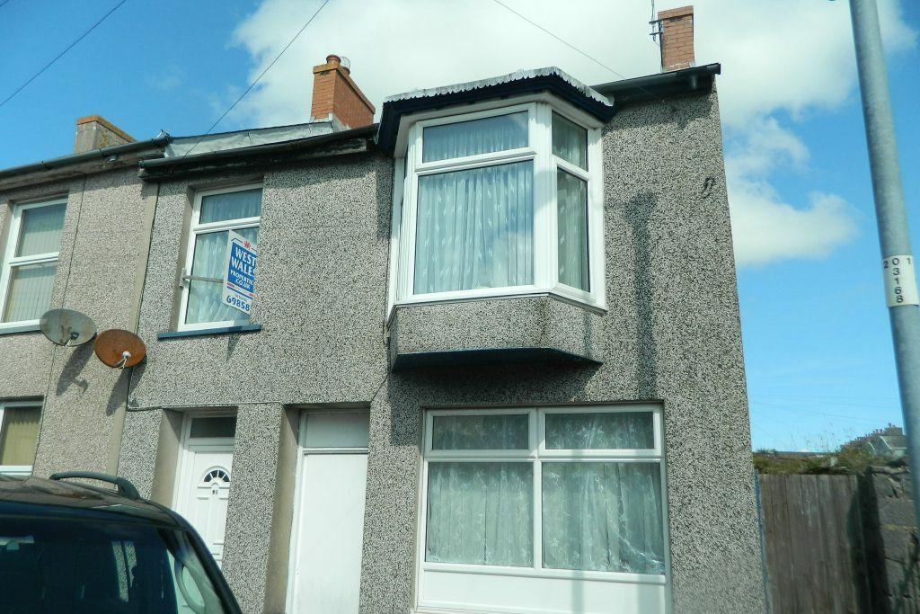 3 Bedrooms End Of Terrace House for sale in High Street, Neyland, SA73 1TR