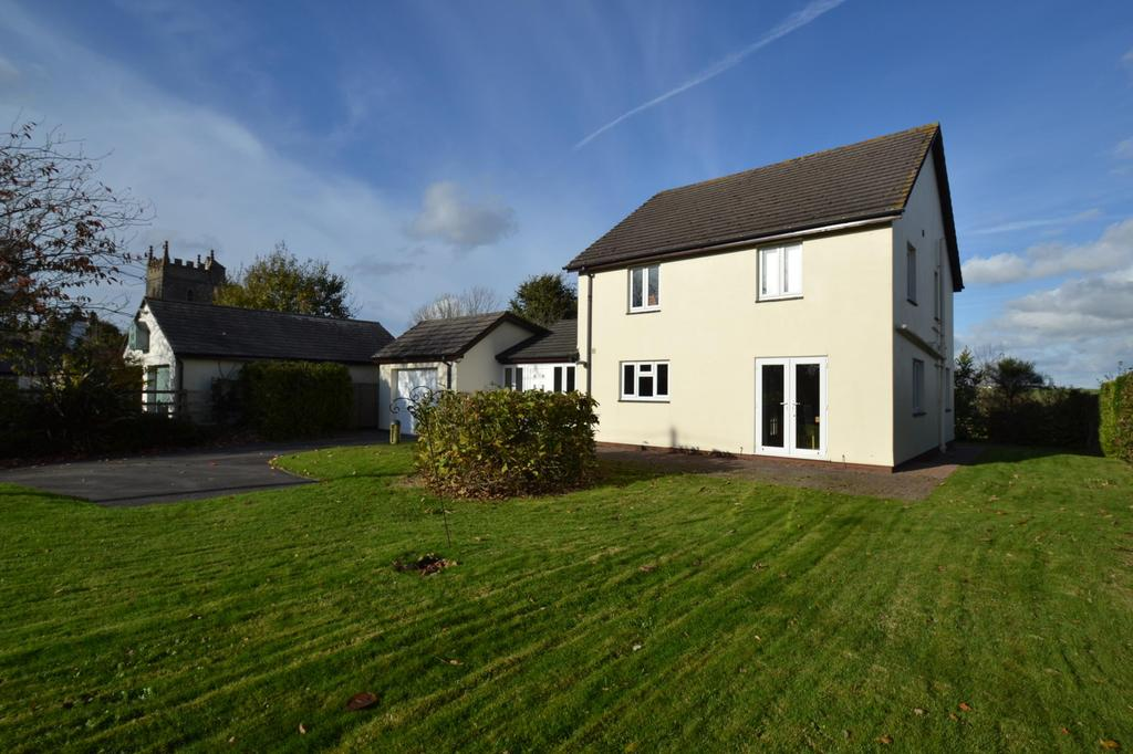 3 Bedrooms Detached House for sale in Horwood, Bideford