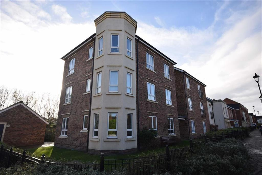 2 Bedrooms Apartment Flat for sale in Greenside Drift, Westoe Crown Village, South Shields