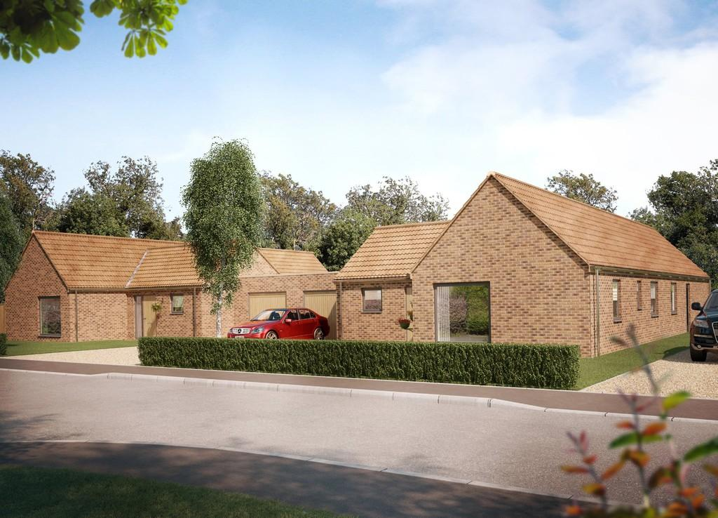 3 Bedrooms Detached Bungalow for sale in Stoke Holy Cross, Norwich, Norfolk