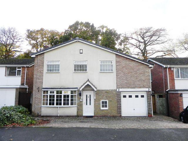 4 Bedrooms Detached House for sale in Alder Close,Walmley,Sutton Coldfield