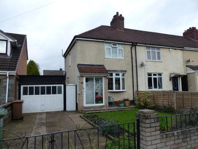 2 Bedrooms End Of Terrace House for sale in Queen Street,Walsall Wood,Walsall