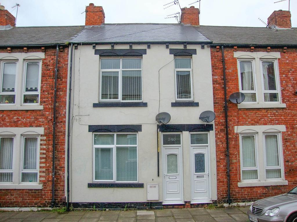 3 Bedrooms Flat for sale in John Williamson Street, South Shields