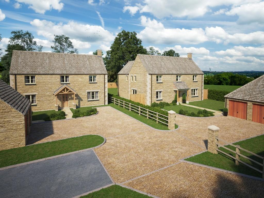 5 Bedrooms Detached House for sale in Upper Siddington