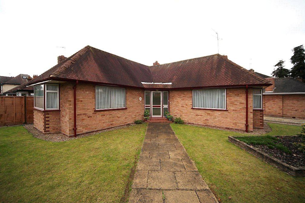 2 Bedrooms Detached Bungalow for sale in Oakland Avenue, Droitwich, Worcestershire, WR9