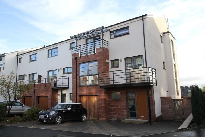 5 Bedrooms Town House for sale in 39 Southbrae Gardens, Jordanhill, G13 1UB