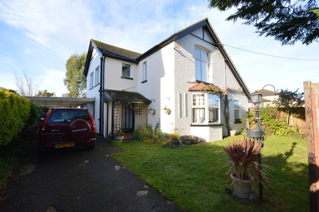 5 Bedrooms Detached House for sale in Ashley Common Road, Ashley