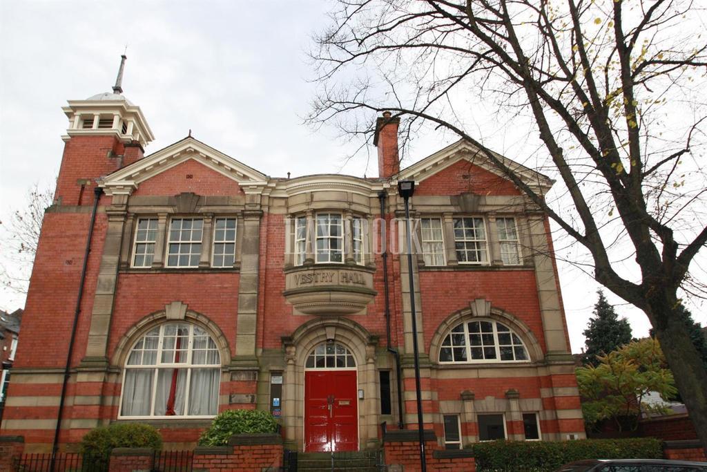 2 Bedrooms Flat for sale in 4, Meersbrook Vestry Hall, 4 Meersbrook Park Road