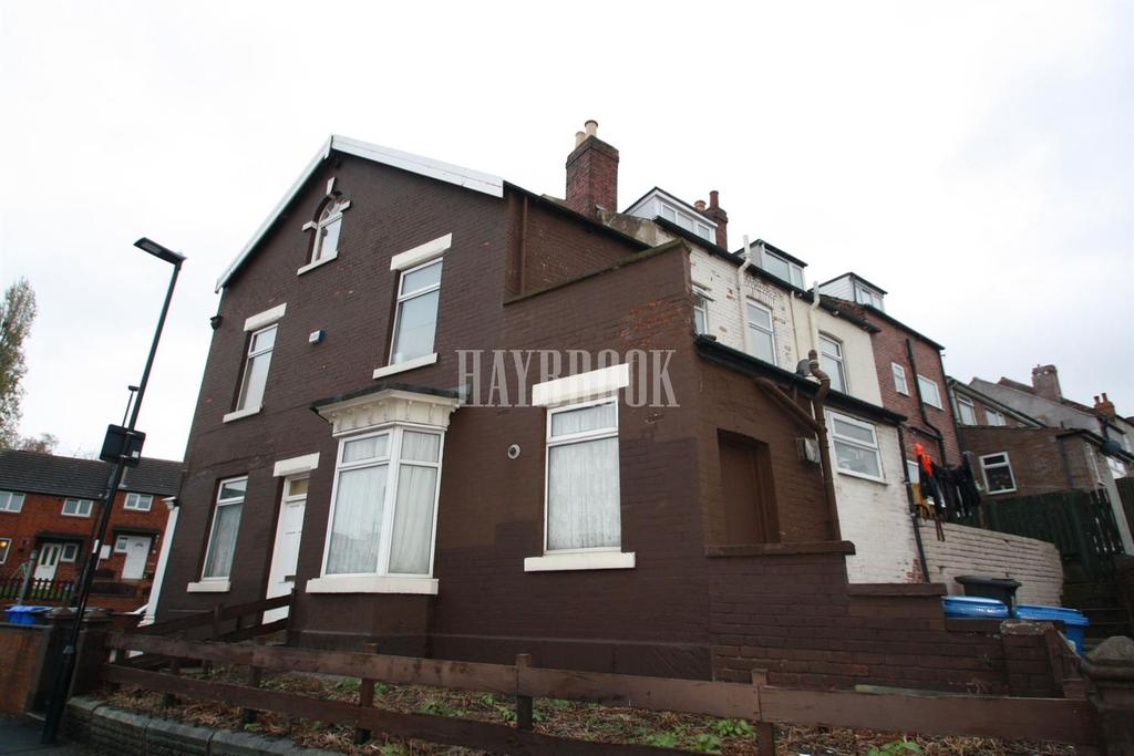 3 Bedrooms End Of Terrace House for sale in Gleadless Road, S2