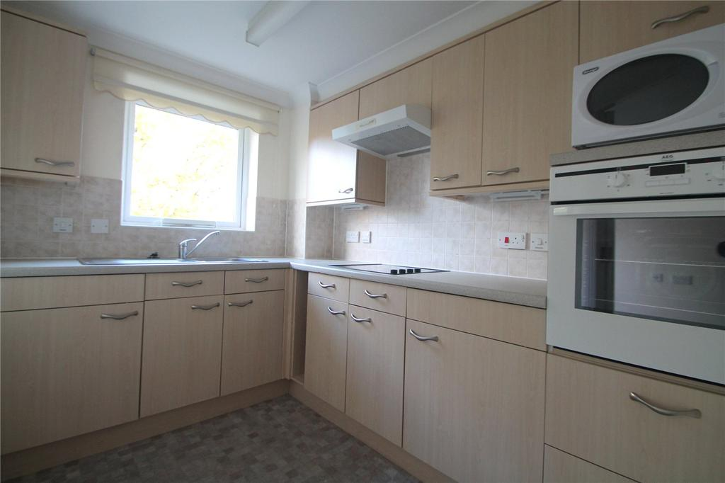 1 Bedroom Retirement Property for sale in Castle Court, Hadlow Road, Tonbridge, TN9