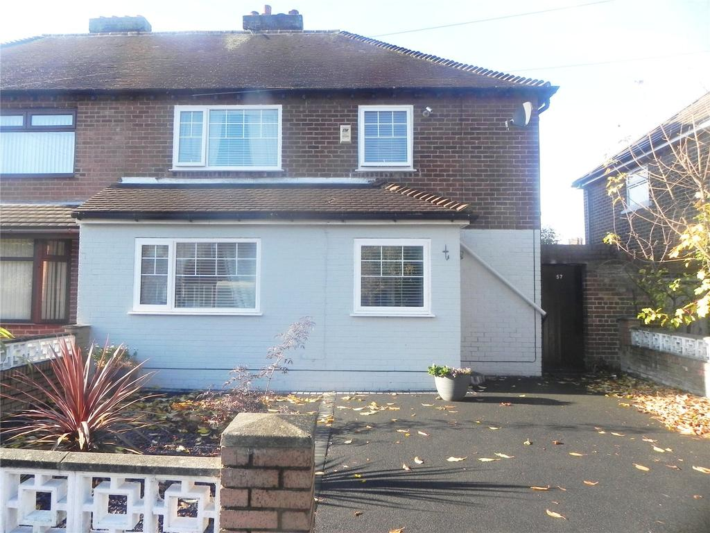 4 Bedrooms Semi Detached House for sale in Orchard Hey, Old Road, L30