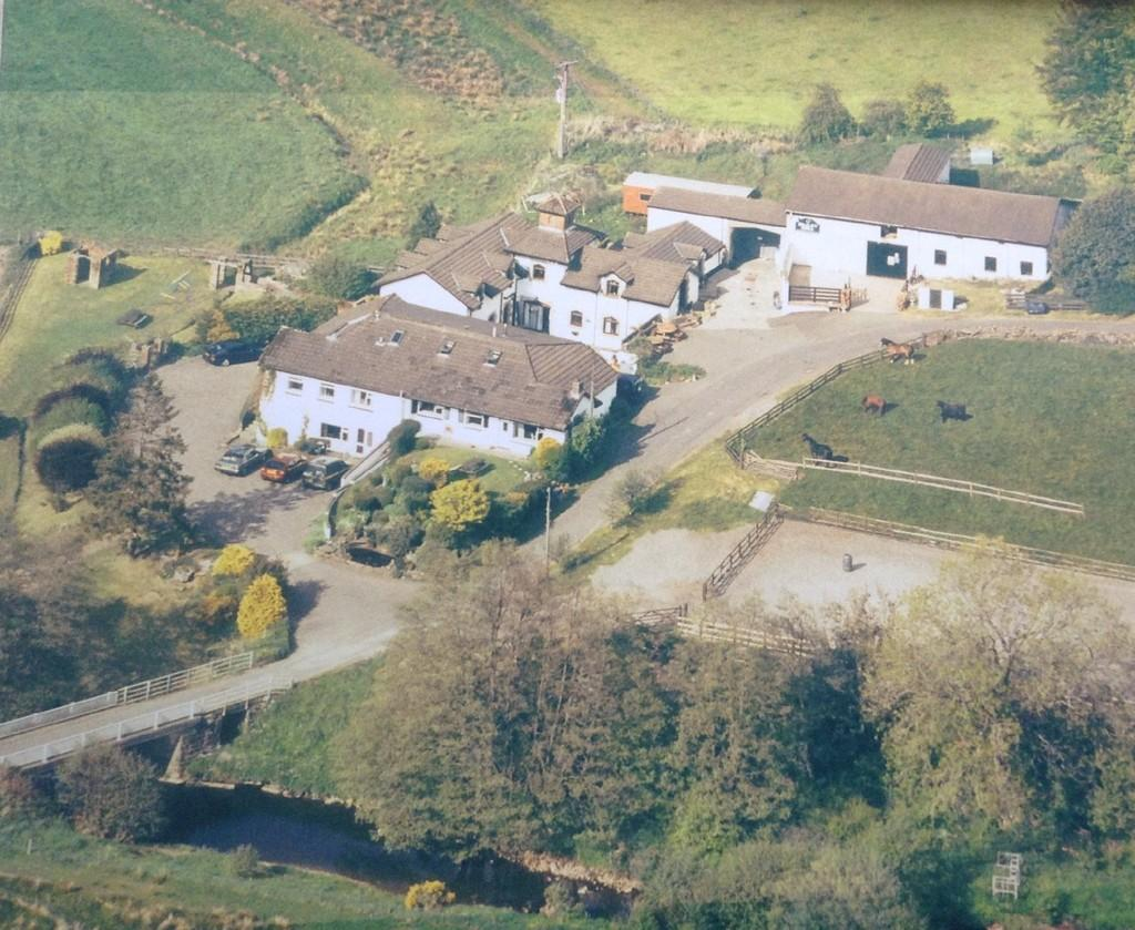 4 Bedrooms Detached House for sale in Bailey, Cumbria