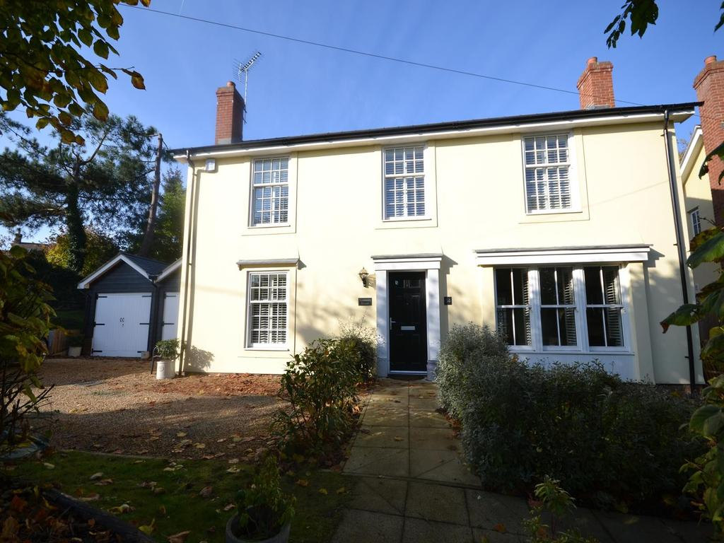 4 Bedrooms Detached House for sale in Sycamore House, The Downs, Dunmow, Essex, CM6