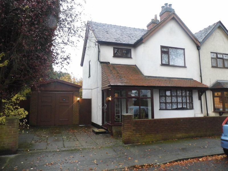 3 Bedrooms Semi Detached House for sale in Beechtree Road, Walsall Wood, Walsall