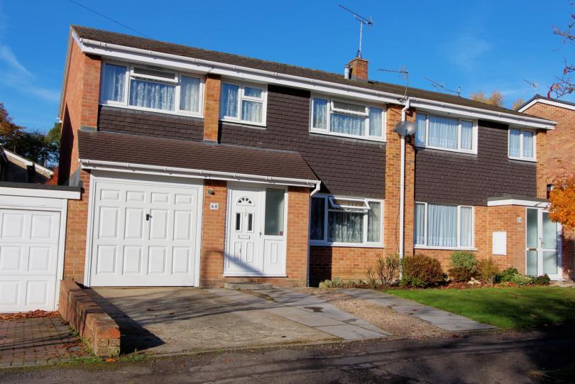 4 Bedrooms Semi Detached House for sale in Peverells Wood Avenue, Peverells Wood, Chandlers Ford