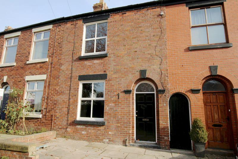 2 Bedrooms Terraced House for sale in Town Road, Croston