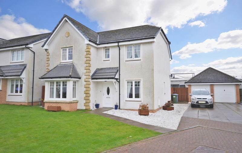 5 Bedrooms Detached Villa House for sale in 7 Low Burnside, Cumnock, KA18 1NX