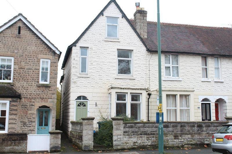 4 Bedrooms Terraced House for sale in Copthorne Road, Shrewsbury, SY3 8NA