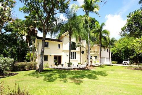 6 bedroom villa - Sandy Lane, St James