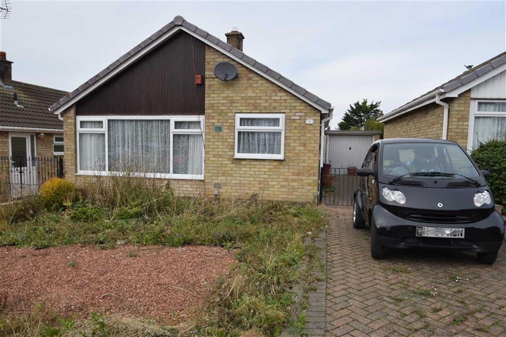 2 Bedrooms Detached Bungalow for sale in Newstead Crescent, Bridlington, East Yorkshire, YO16