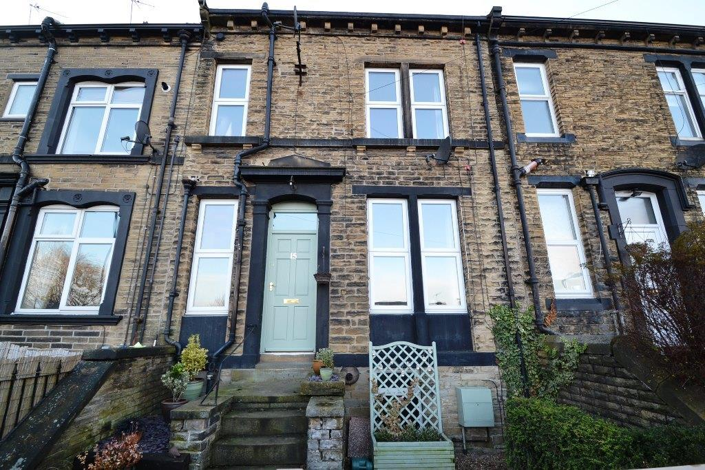2 Bedrooms House for sale in Cavendish Road, Idle, Bradford, BD10 9LE