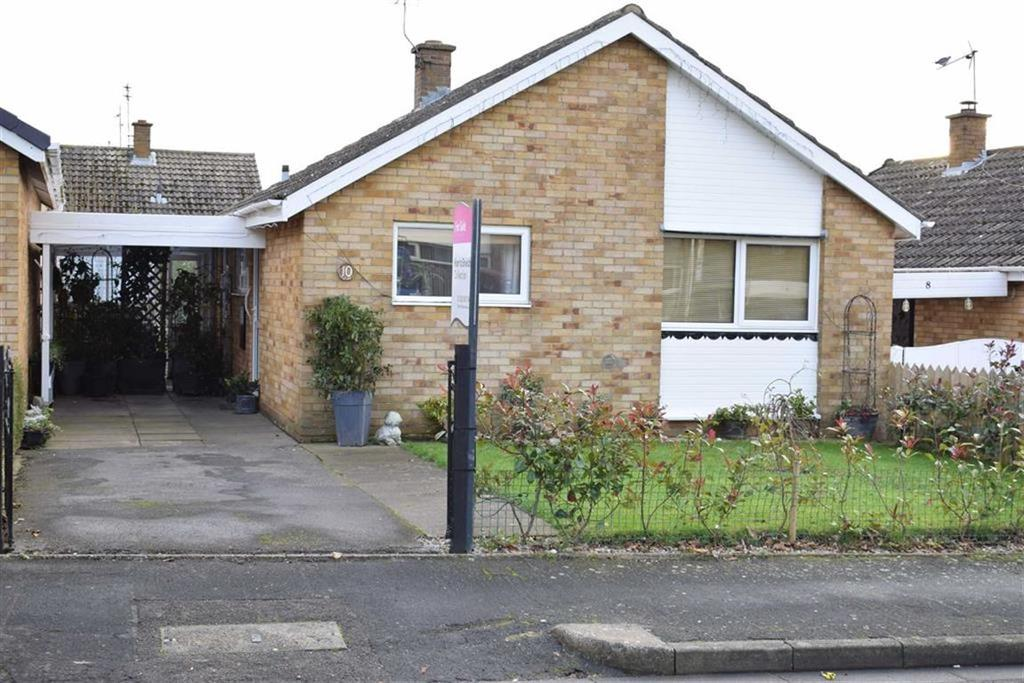 2 Bedrooms Detached Bungalow for sale in Haddon Road, Bridlington, East Yorkshire, YO16